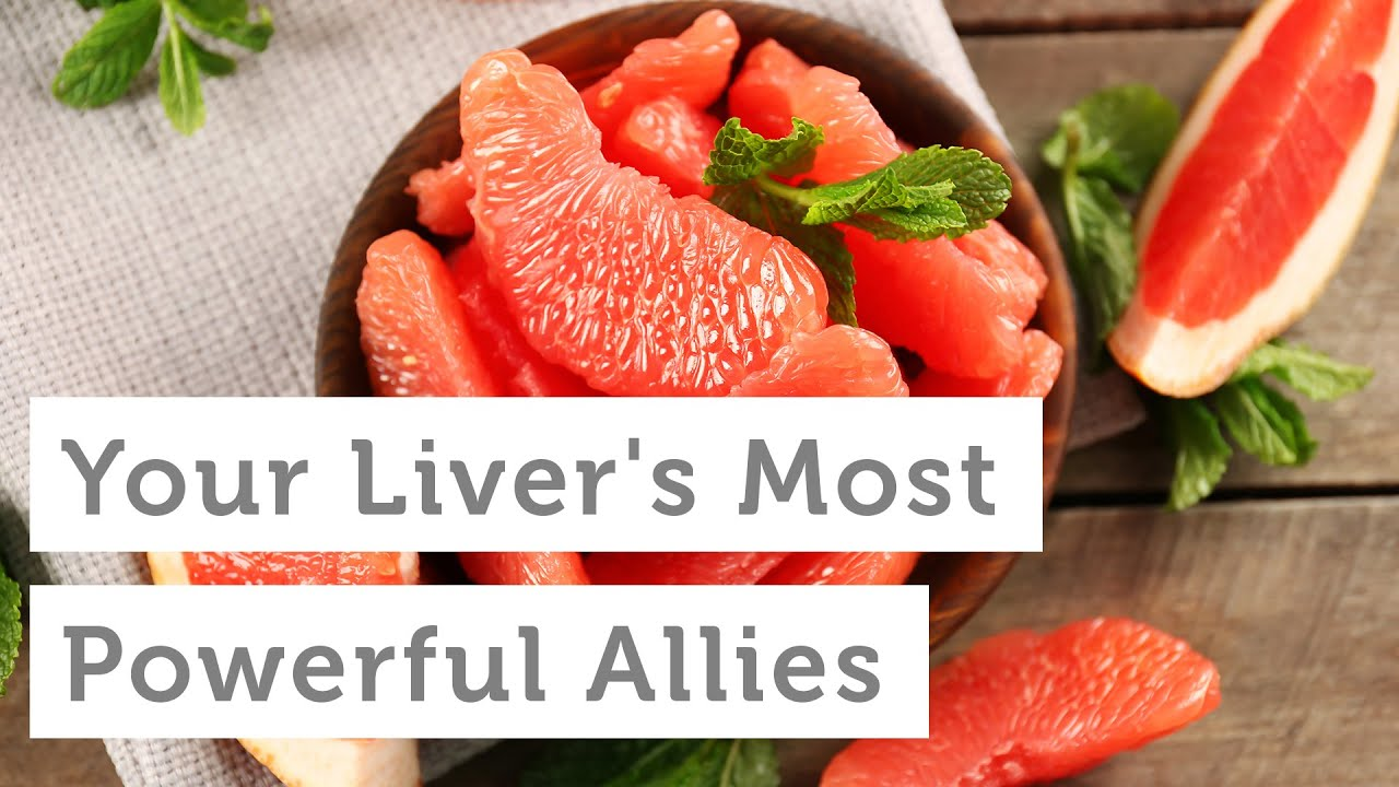 14 Foods That Cleanse The Liver Youtube
