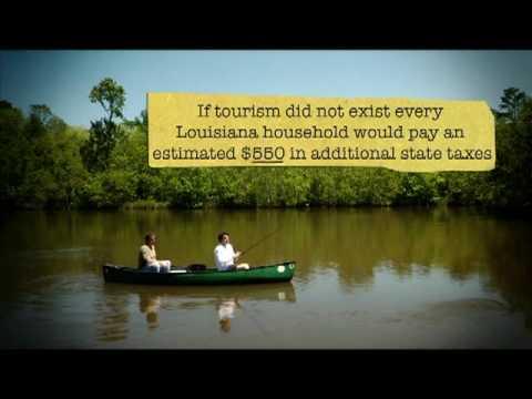 Louisiana Tourism is Economic Development