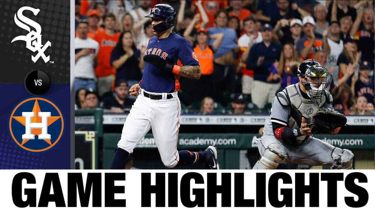 Download White Sox vs. Astros Game Highlights (6/19/21)   MLB Highlights