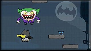 Doodle Jump DC Super Heroes Game (Android & iOS)