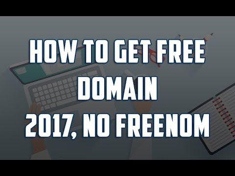How to Get Free Domain | Top Level Domains Free for 1 year | NO Freenom