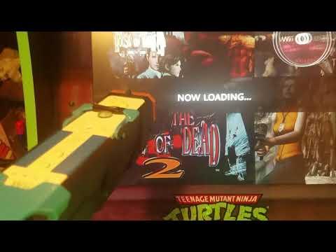 TMNT Arcade1up PC mod !!! from Retro Arcade Corner