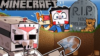 THE STORY SO FAR ON MINECRAFT! - (Director's Cut) Ep. 12! Unused clips.