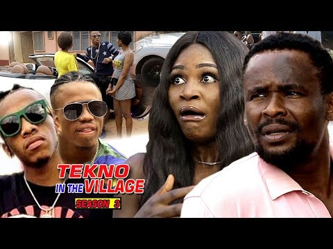 Tekno in the village Season 3 - 2018 Latest Nigerian Nollywood Movie Full HD