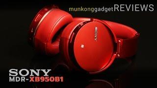 รีวิว : Sony MDR-XB950B1 พระกาฬเบสเด้ง