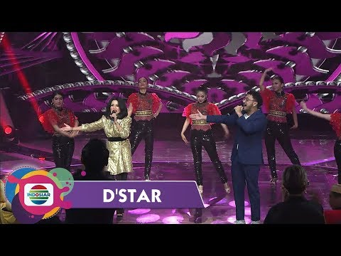 "HEBOOOH!! ""Iming-Iming"" Rita Sugiarto-Giring Ganesha Saut Sautan Sama Penonton! - D'STAR"