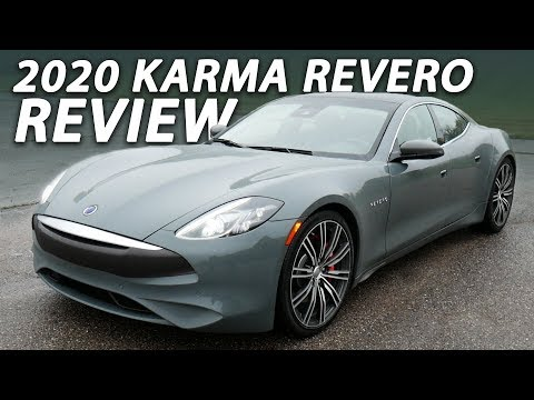 2020 KARMA REVERO: The Lazarus Car (It's Back From The Dead) - Autoline Test Drive Review