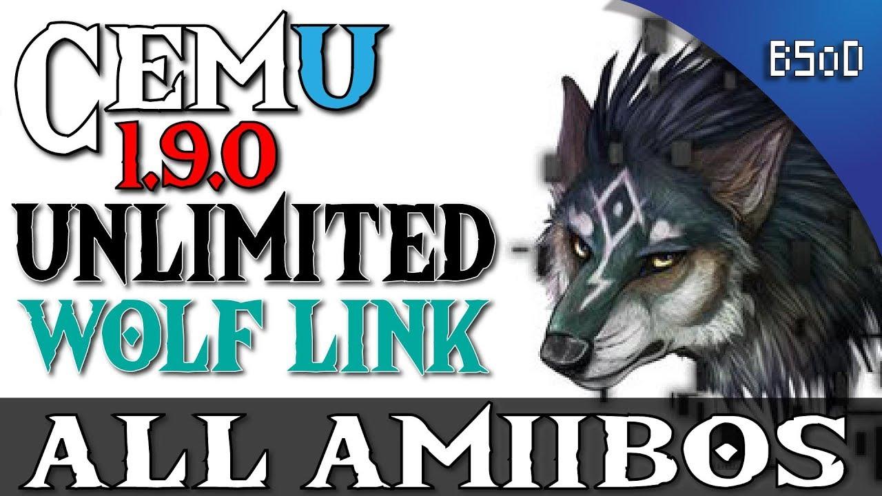 Cemu 1 9 0 | Every Amiibo | How to Use Them