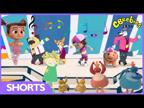 CBeebies | Let's Dance Together