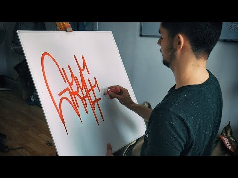 How to Graffiti TAGS and Basics