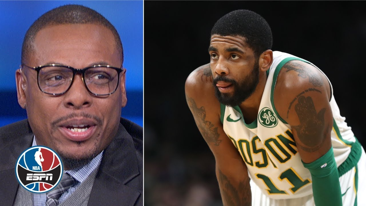 893c0cb3a8a Kyrie Irving can t be the best player on a championship team –Paul Pierce