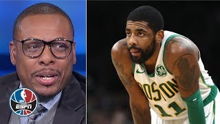 Kyrie Irving can't be the best player on a championship team –Paul Pierce   NBA Countdown