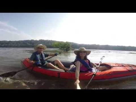 Kayaking Susquehanna River