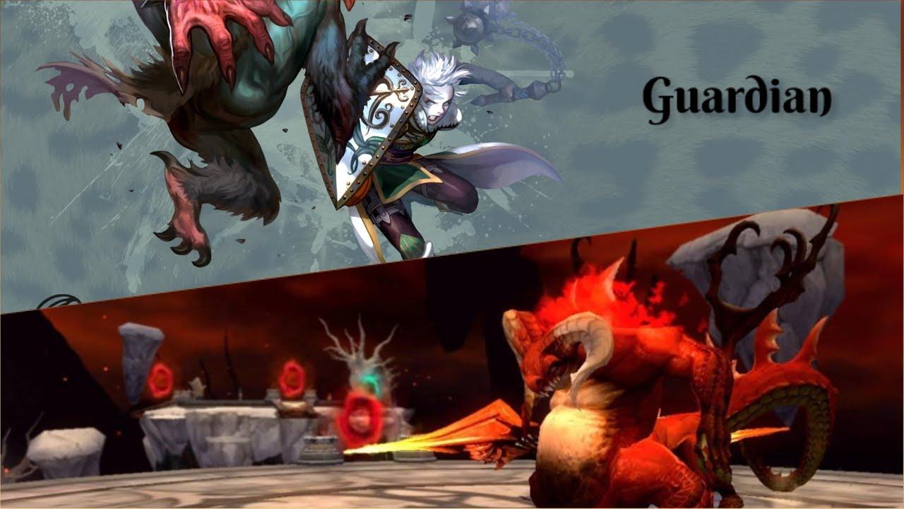Dragon Nest Sea | AliceJAPAN Guardian \
