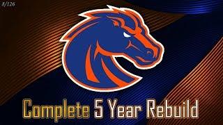 96 Accuracy QB Recruit! | Boise State 5-Year Rebuild | NCAA Football 14 (8/126)