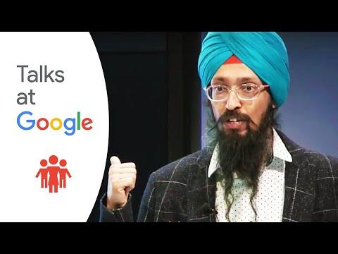 "Vishavjit Singh: ""Battling Unconscious Biases"" | Talks at Google"