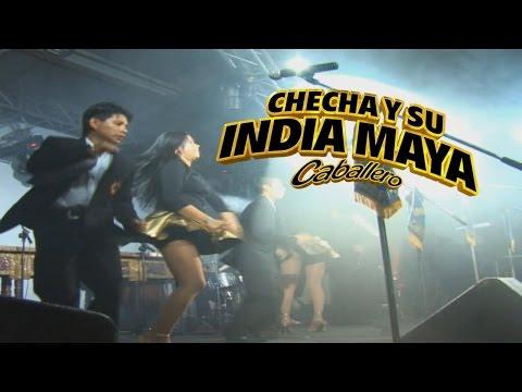 Checha y su India Maya - Concierto En Directo y a Todo Color