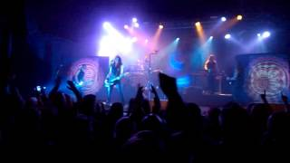 AMORPHIS - On Rich and Poor & Drowned Maid - Live - 23.10.2015 @ Seinäjoki, Finland