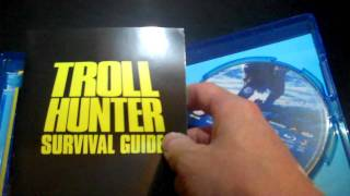 A Look at Troll Hunter on Blu-ray(Play.com Exclusive w/ Lenticular Slipcover)