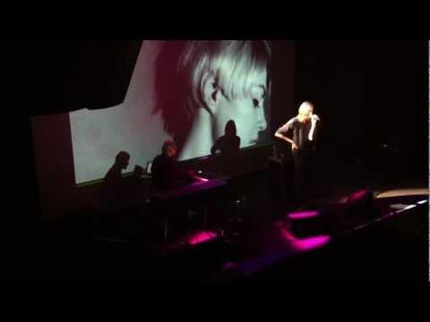 Jay-Jay Johanson Tallinn 17/09/2011 Rock Cafe - On The Radio