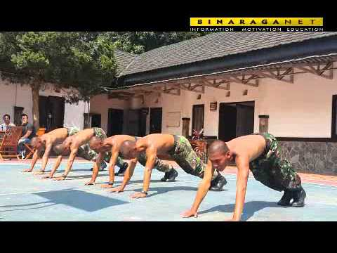 Rai Institute -  KOPASSUS Physical Training 2