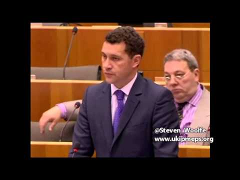 European Union acting like an aggressive colonialist -  @Steven_Woolfe @UKIP MEP