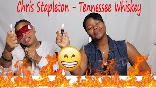 🔥😄 Chris Stapleton - Tennessee Whiskey (Audio) Reaction | J100 and Aunt