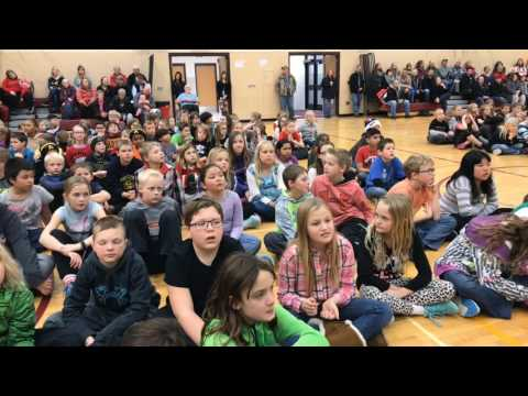 Cleveland School Sing-along