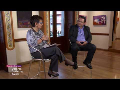 Entrevista con Dolores Gutiérrez al Dr. Iván Heredia de la Cruz