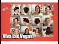 Vintage Hair & Makeup Makeovers Viva Las Vegas 2019! by CHERRY DOLLFACE
