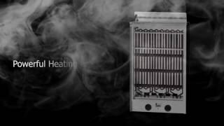 Cirrus & Cirrus Rock 2017 model - Sauna Heaters