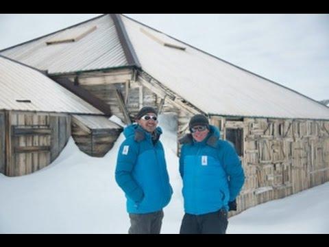 Mawson's Hut in 3D