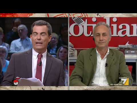 L'intervista a Marco Travaglio sul mandato esplorativo di Roberto Fico