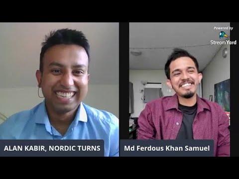 Sweden Vs  Canada - Live Discussion Panel With Md. Ferdous Khan Samuel