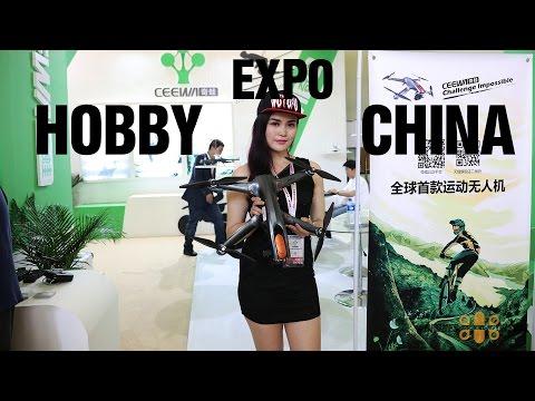 Hobby Expo China 2016 in Beijing