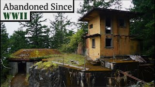 City on a Remote Island   Abandoned Since World War Two   Yorke Island   Destination Adventure