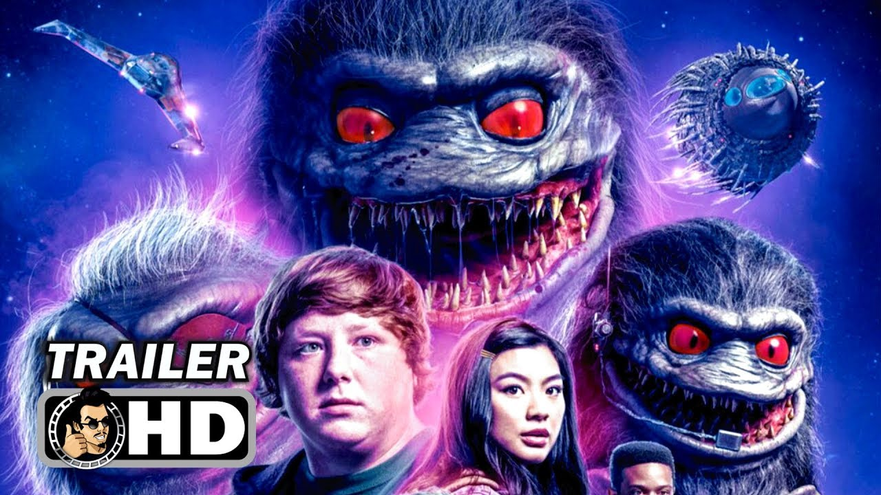 2019 Movies Horror Poster: CRITTERS: A NEW BINGE Trailer (2019) Sci-Fi Horror Series
