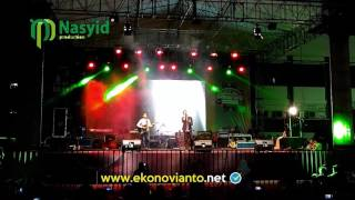 "Live show, Nasyid Terbaru Egi edcoustic feat Anandito Dwis ""Aku Ingin Mencintai-MU"""