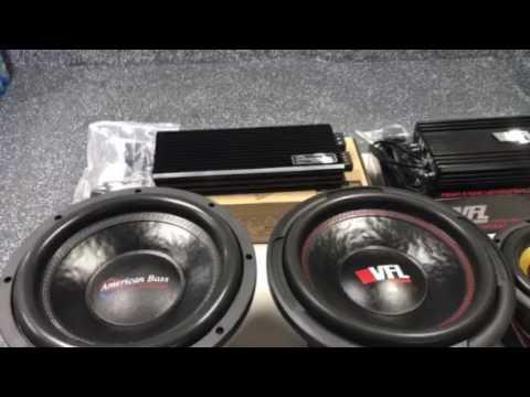 Phantom Series VS VFL AUDIO Hybrids