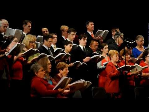 HANDEL'S MESSIAH (excerpts):Camerata Orchestra & Church of Jesus Christ of LDS Chorus