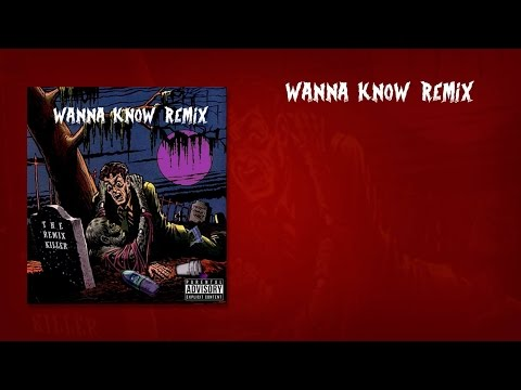 "ILLSLICK - ""Wanna Know Remix"" Feat. Dm [Lyrics Video]"