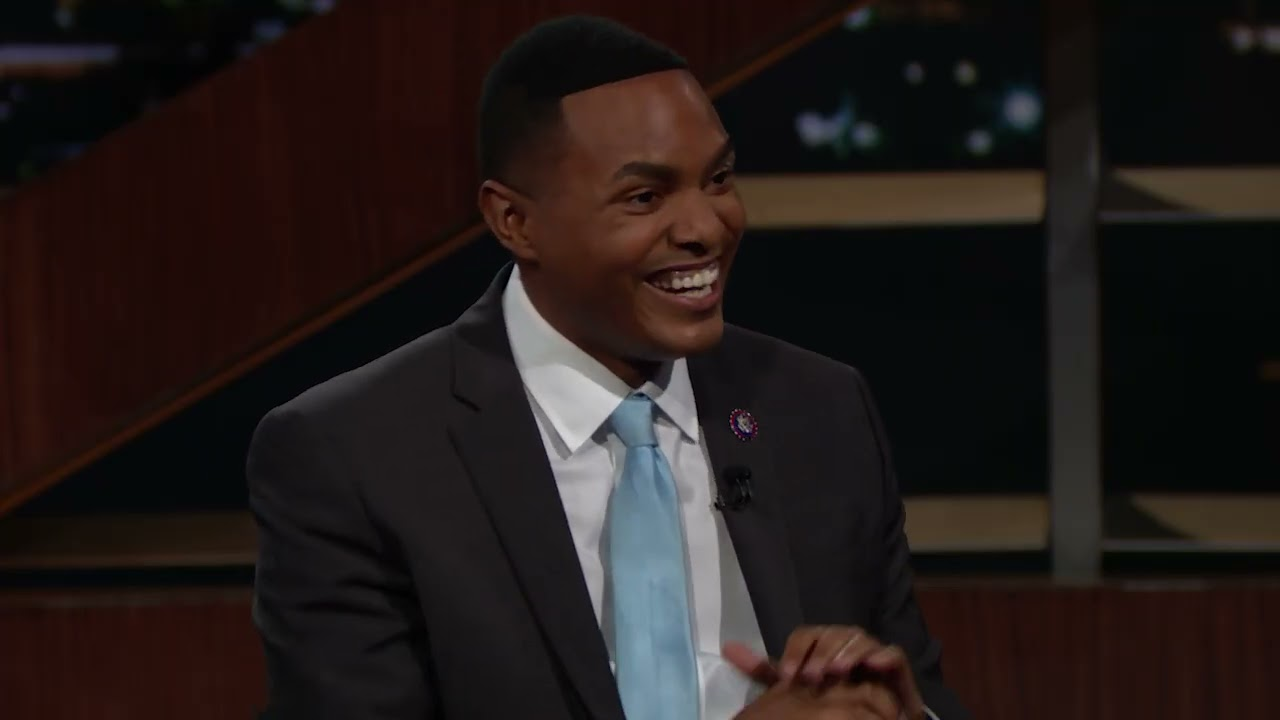 Rep. Ritchie Torres: From Poverty to Politics | Real Time with Bill Maher (HBO)