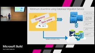 Easily migrate MySQL/PostgreSQL apps to Azure managed service : Build 2018