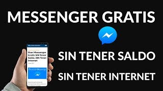 ¿Cómo Usar Messenger Gratis SIN Tener Saldo y SIN Tener Internet? screenshot 3