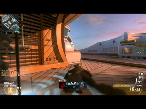 Black Ops 2 PC nuclear vs 115 Guardian