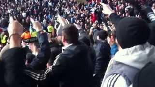 Aston villa vs Swansea city 11/12