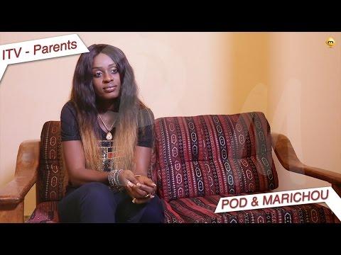 Série Pod et Marichou Les parents parlent : Chez Siir - Marodi TV