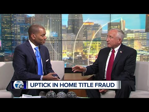 What Is Home Title Fraud?