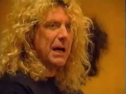 Jimmy Page & Robert Plant Press Conference Australia 1994