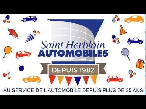 Saint Herblain Automobiles - Au Service De L'auto Depuis Plus De 35 Ans